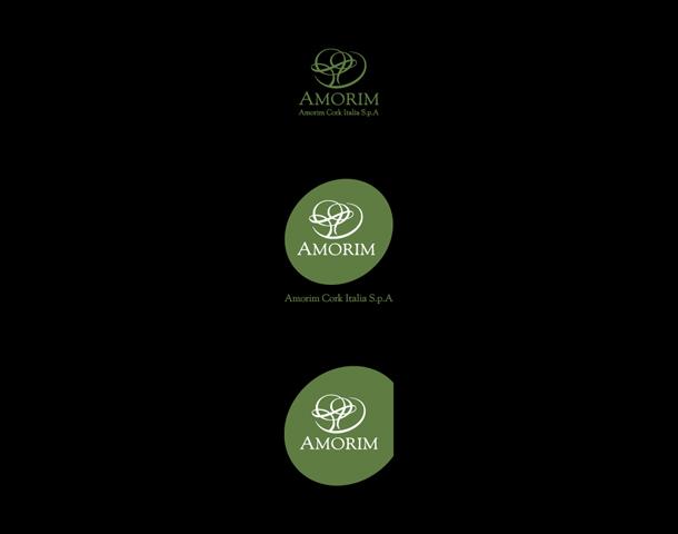 Amorim Cork Italia - Restyling logo - Varianti