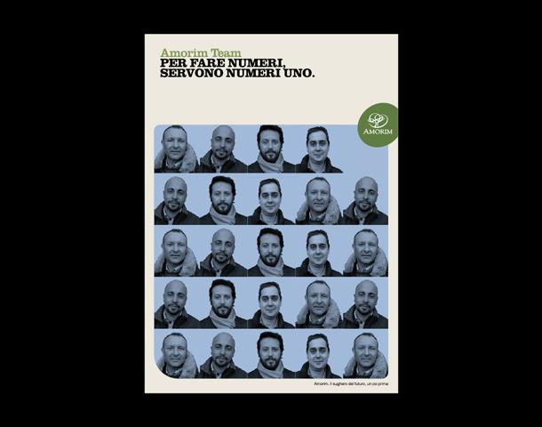 Amorim Cork Italia - Quarta di copertina