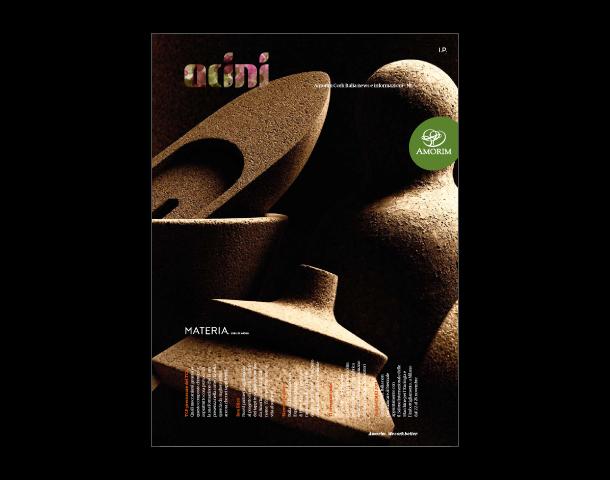 Amorim Cork Italia - Acini - House organ