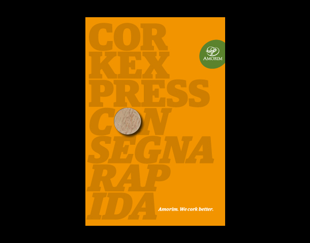 Amorim Cork Italia - Depliant Cork Express