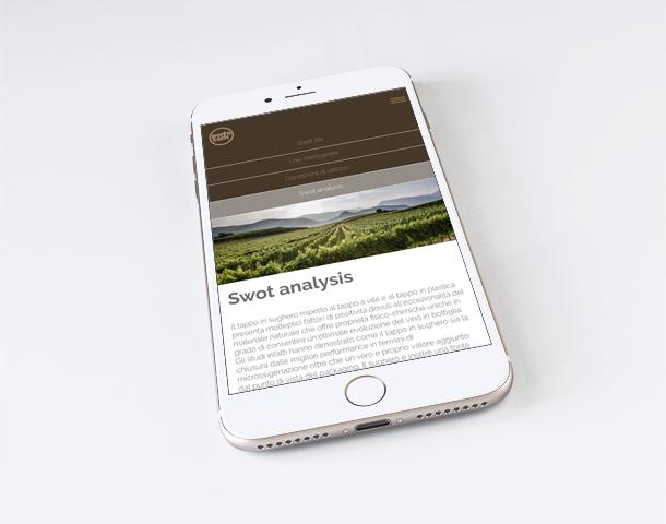 Portocork 2016 - Sito web