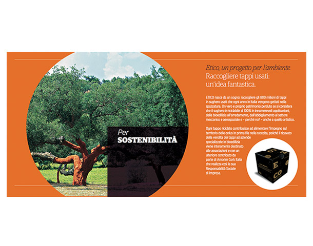Amorim Cork Italia - Packaging